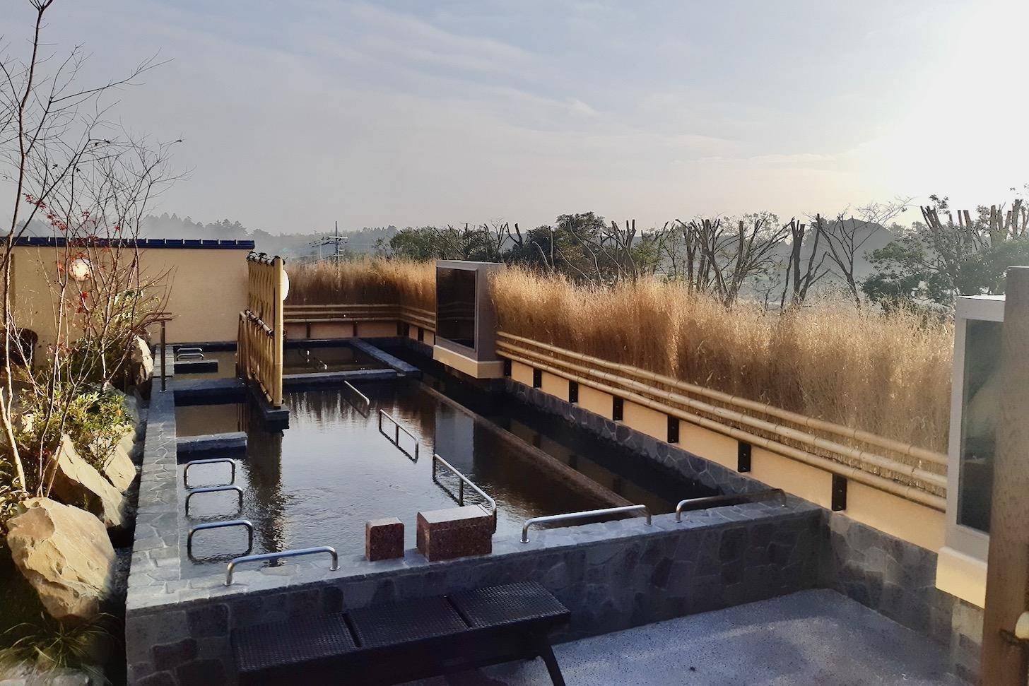 成田空港温泉空の湯