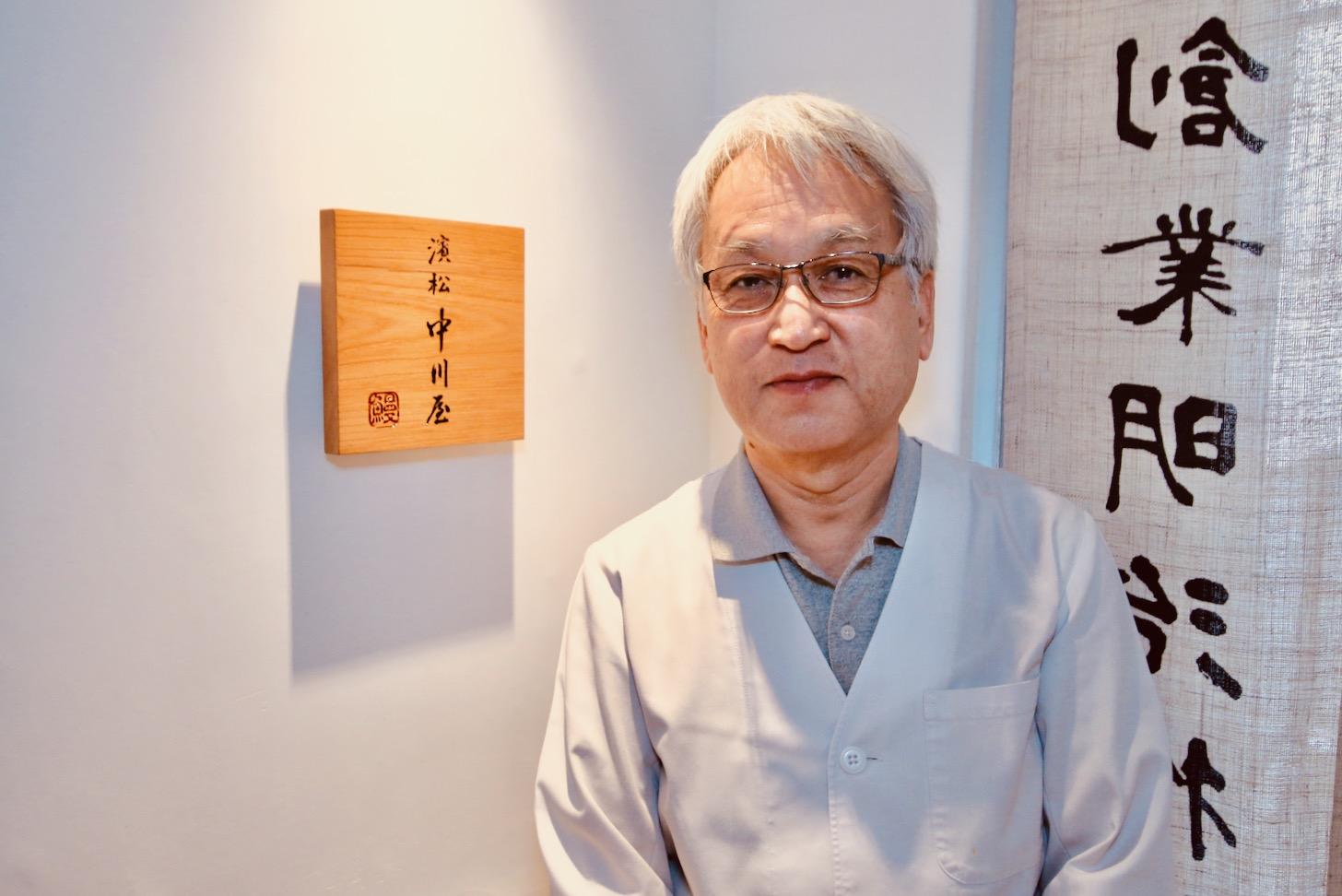 「東京での出店は昔からの夢でした」と4代目主人の村越 武さん