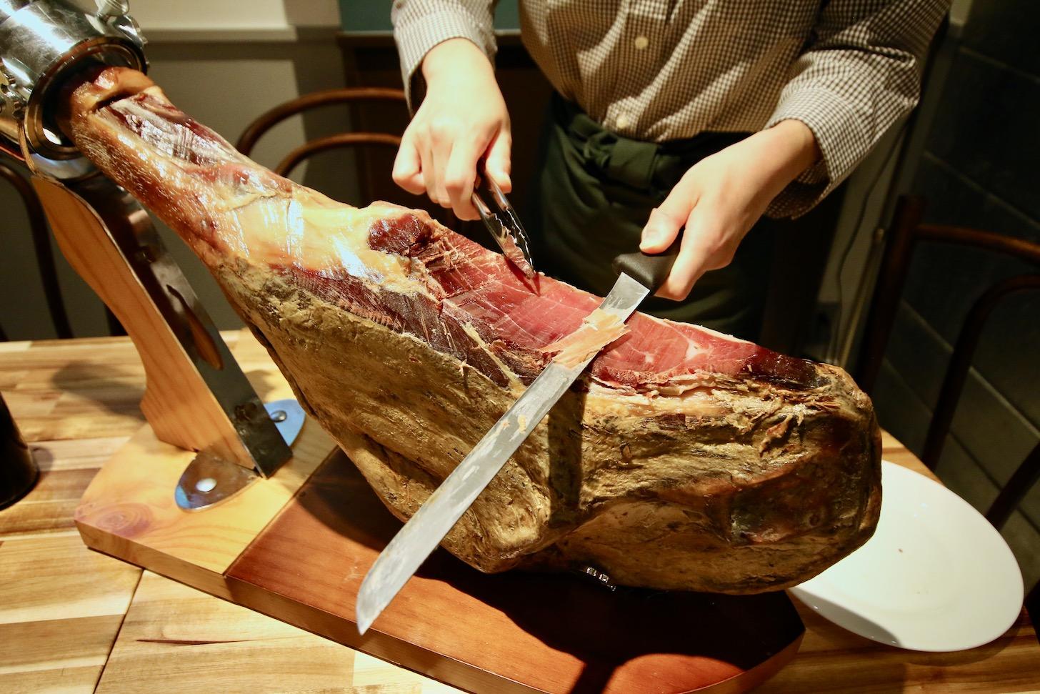 MARBLE ARCH スペイン産の白豚からつくった「ハモン・セラーノ」生ハム