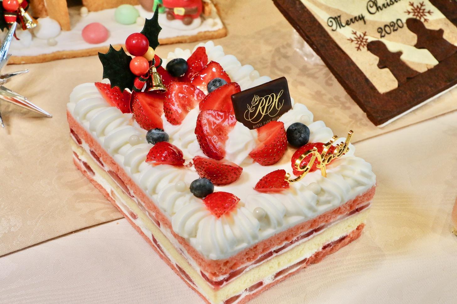 「クリスマスショートケーキ」※店頭販売あり