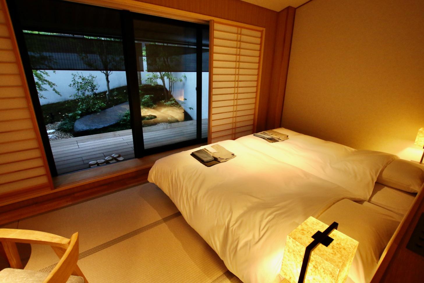 由縁別邸 代田 露天風呂付きデラックスツインルーム(1階)