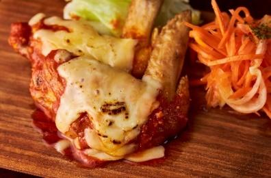 チーズレッドホットチキン/町屋バル SANKAKUYA