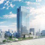 東京ミッドタウン八重洲 完成イメージ