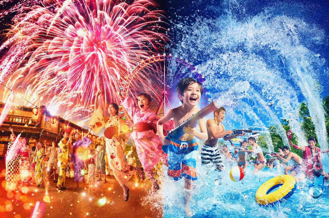 西武園ゆうえんちで史上最大級の夏イベントが7/15(木)から開催!