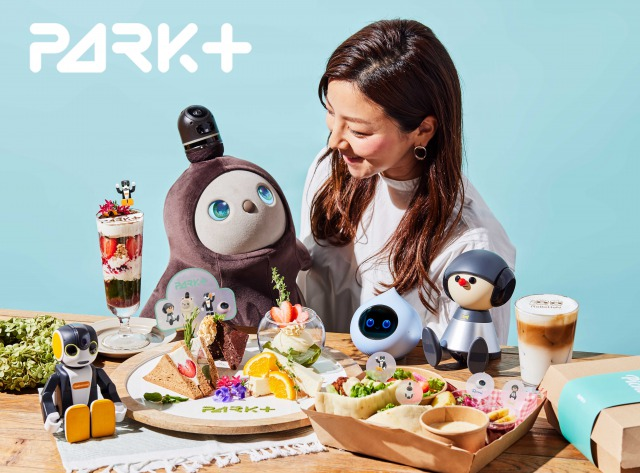 「PARK+」 限定オリジナルメニュー
